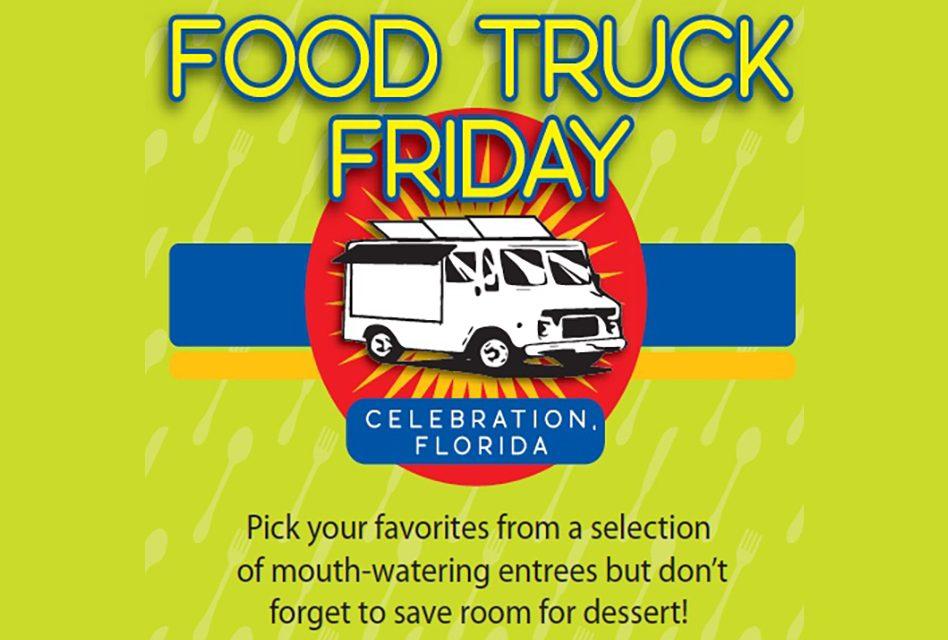 Celebration May Food Truck Friday May 12 5-9pm