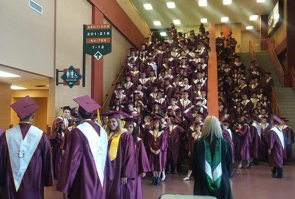Osceola School District Graduation Dates