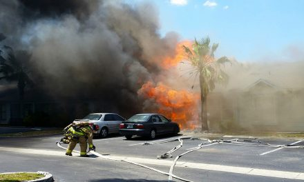City of Kissimmee Fire Department Responds Quickly to Townhome Fire and Saves Multiple Nearby Dwellings