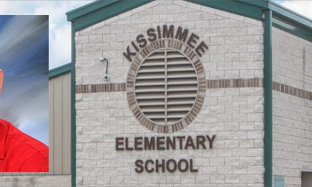 Kissimmee Elementary Teacher Named Teacher of the Year Finalist and Receives $5,000 From Macy's and the Florida Department of Education.