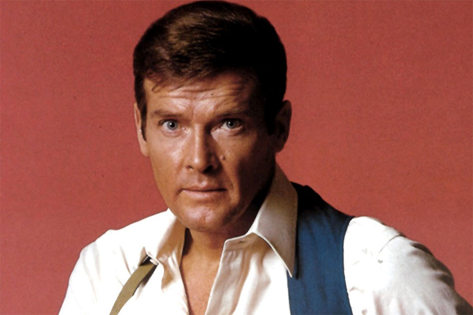 James Bond Legend Sir Roger Moore Has Died at Age 89