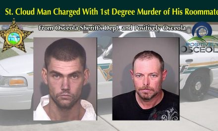 St. Cloud Man Charged With 1st Degree Murder of His Roommate