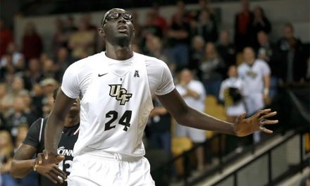 Tacko Fall to Return to UCF For Junior Season