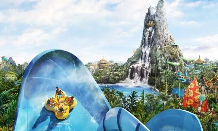 Universal's Volcano Bay Opens With Island Flare and Celebratory Dancing!