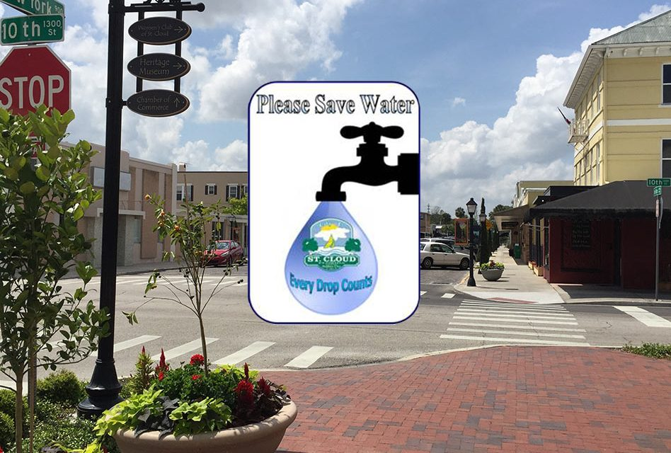 City of St. Cloud Urges Its Utilities Customers to Continue Monitoring Water Usage