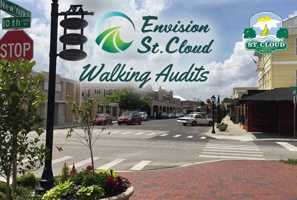 Envision St. Cloud Project Phase Two Community Walking Audit