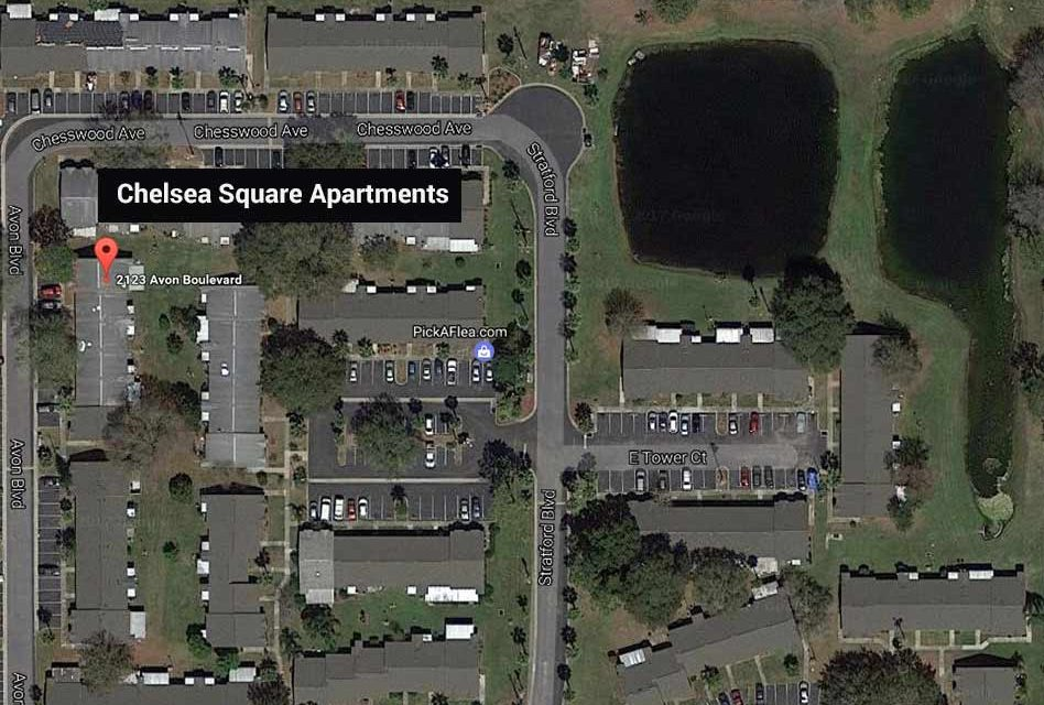 Chelsea Square Apartments In Kissimmee Florida