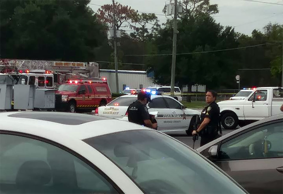 Shooter Kills Five And Himself In This Morning S Orlando