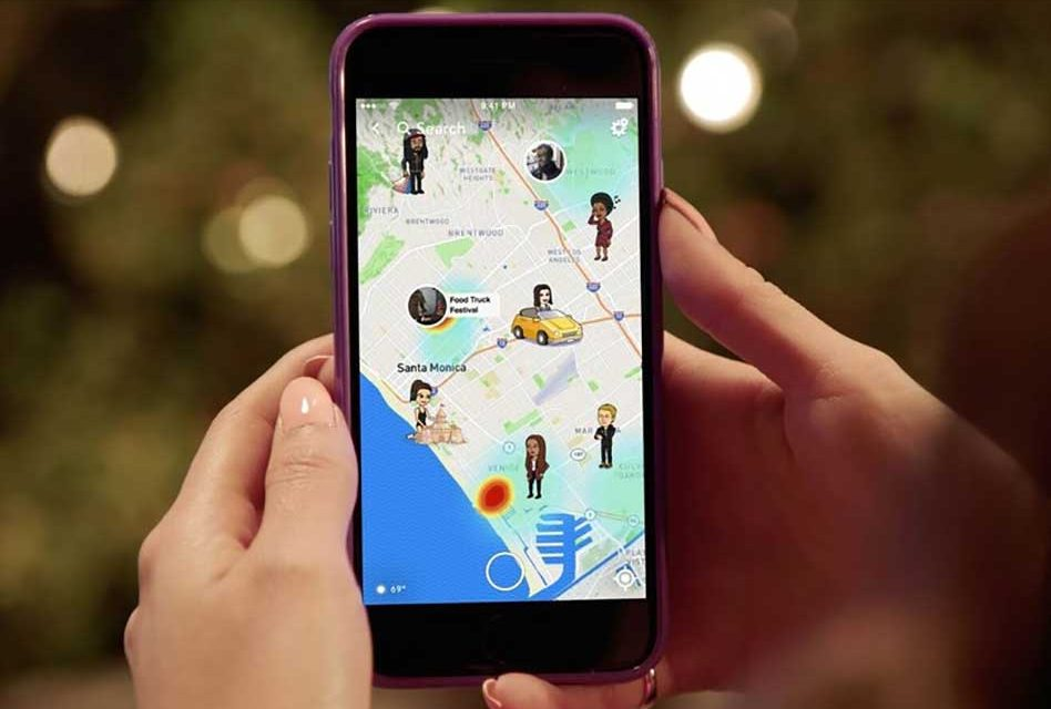 Snapchat's Snap Map Launch Raises Safety and Security Concerns
