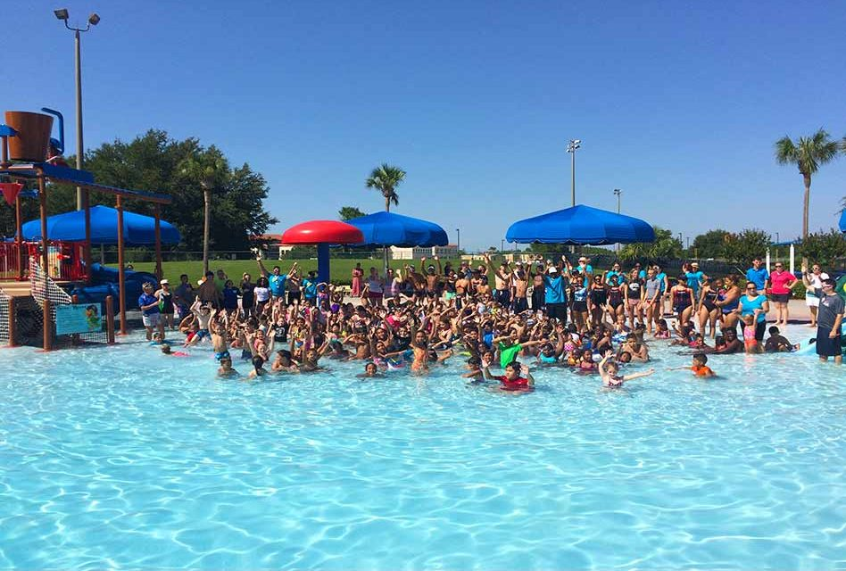 Kissimmee to Host the 2017 World's Largest Swimming Lesson On Thursday!