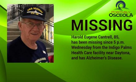 Family Needs the Public's Help to Find 85-year-old Veteran with Alzheimer's