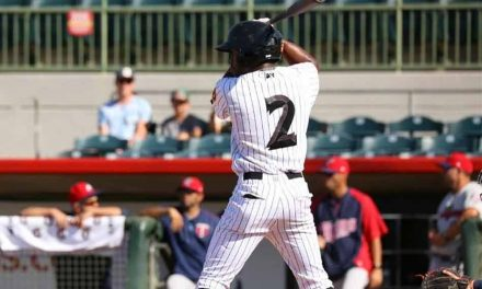 Late Rally by Florida Fire Frogs Falls Short in 5-3 Loss to Marauders