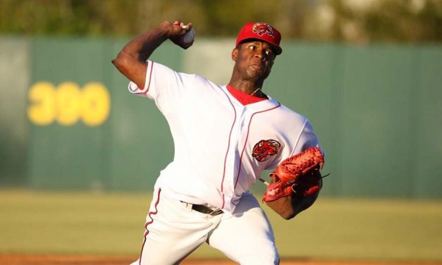 Toussaint Keeps Rolling as Florida Fire Frogs Lose in Extra Innings