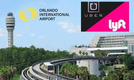 Uber and Lyft Now Picking Up and Dropping Off Passengers at Orlando International Airport