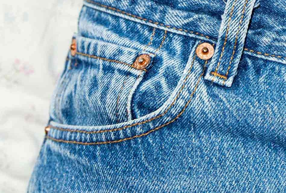 Mystery of the Tiny Little Pocket On the Front of Your Jeans Solved!