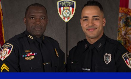 KPD Sets Up Official Fundraising Account for Families of Slain Officers
