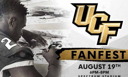 UCF Fanfest 2017 Coming Saturday August 19th
