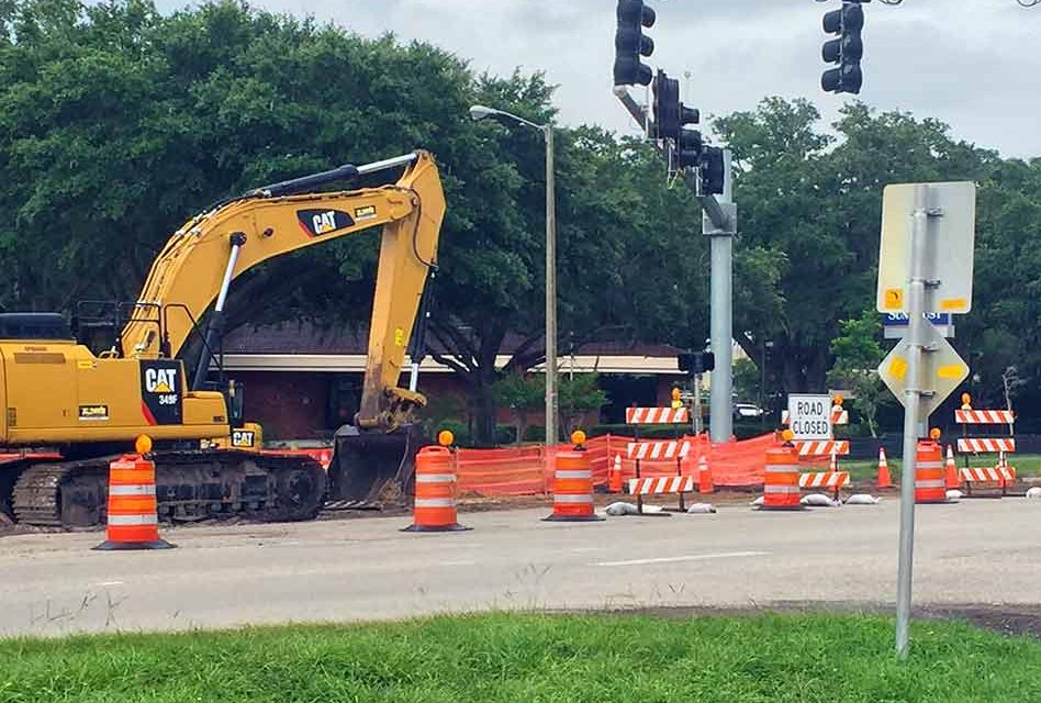 St. Cloud Road Closure and Detour at Old Canoe Creek Road Extended Again