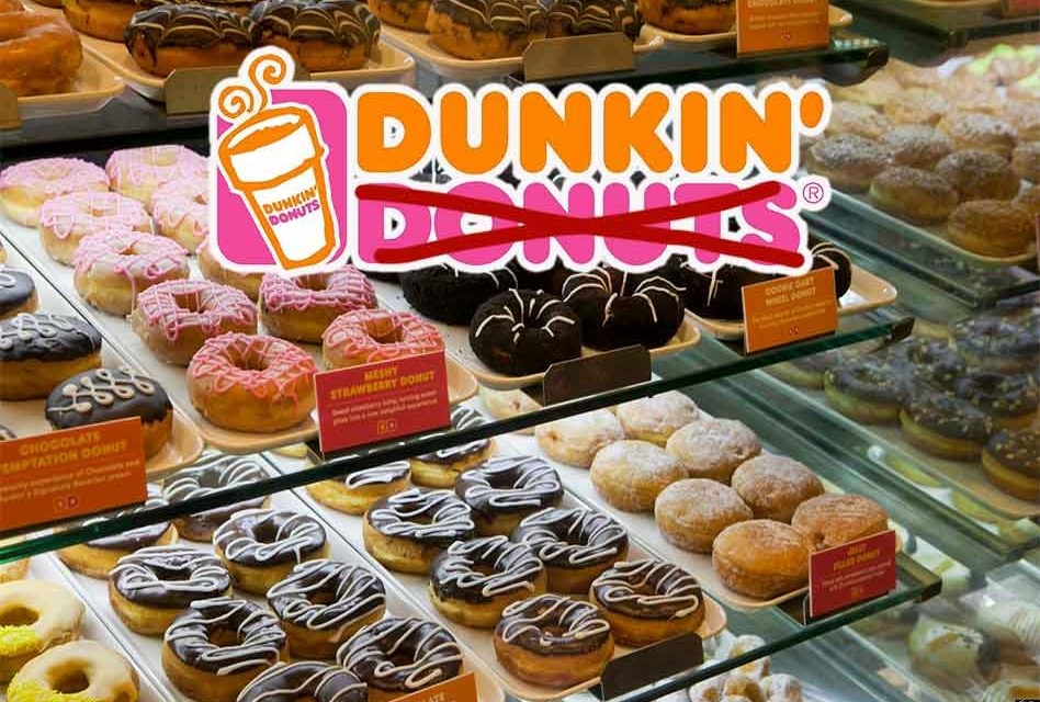 """Dunkin' Donuts Begins Trying Out New """"Shorter"""" Name"""