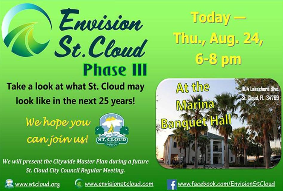 Tonight at 6pm Take a Look at What St. Cloud Might Look Like in 25 Years!