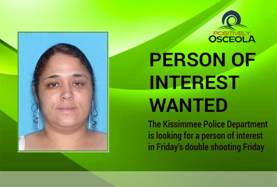 KPD Searching for Person of Interest Connected to Friday's Shooting