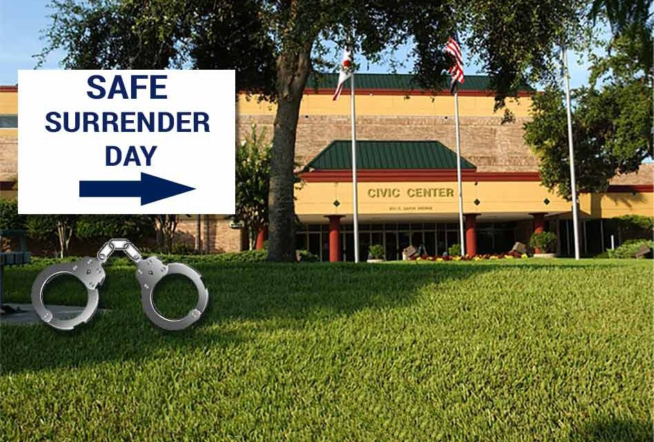 Osceola Safe Surrender Day Allows Non-Violent Fugitives a Fair Chance