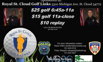 St. Cloud Golf Fundraiser to Benefit Fallen Kissimmee Police Officers' Families