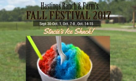 This Saturday & Sunday from 10am – 5pm Enjoy Some Shaved Ice at the Hastings Ranch Fall Festival!