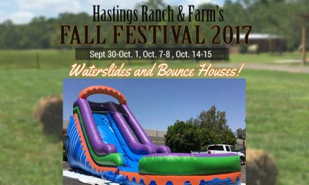 Hastings Ranch & Farm Opens Fall Festival This Saturday and Sunday With Bounce House Fun!