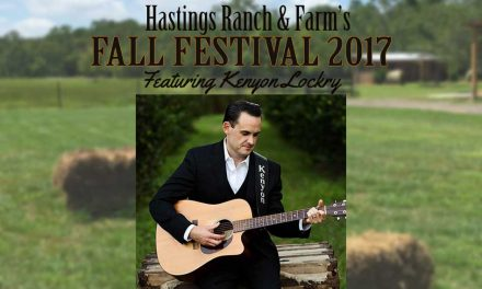 Favorite Kenyon Lockry to Perform at Hastings Ranch Fall Festival
