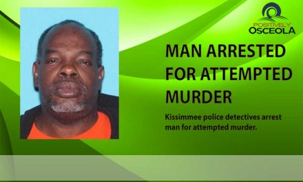 Domestic Argument in Kissimmee Leads to Arrest for Attempted Murder