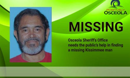 Osceola Sheriff's Office Needs Public's Help in Finding Missing Kissimmee Man