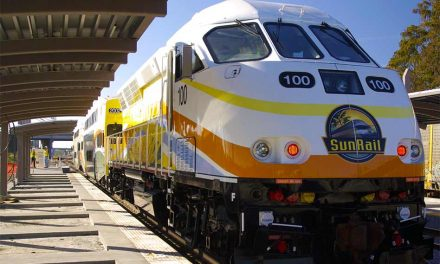 Today is SunRail Fare Enforcement Day  — so tap your cards