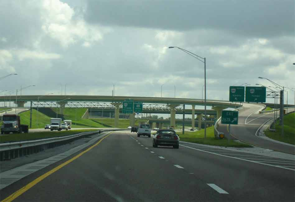 Florida Drivers Handbook >> Florida Highway Patrol Encourages Drivers on the Turnpike headed North to Refuel at Turkey Lake ...