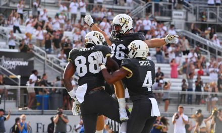 UCF Knights vs. Memphis Football Game Moved to Friday