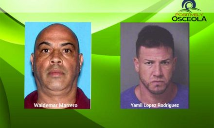 Kissimmee Man Arrested for Fatally Stabbing Man Sunday Night
