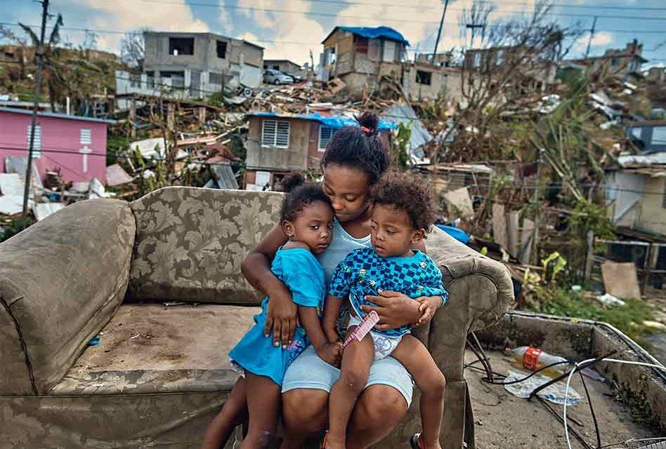 Osceola County Plans for Post-Hurricane Maria Influences