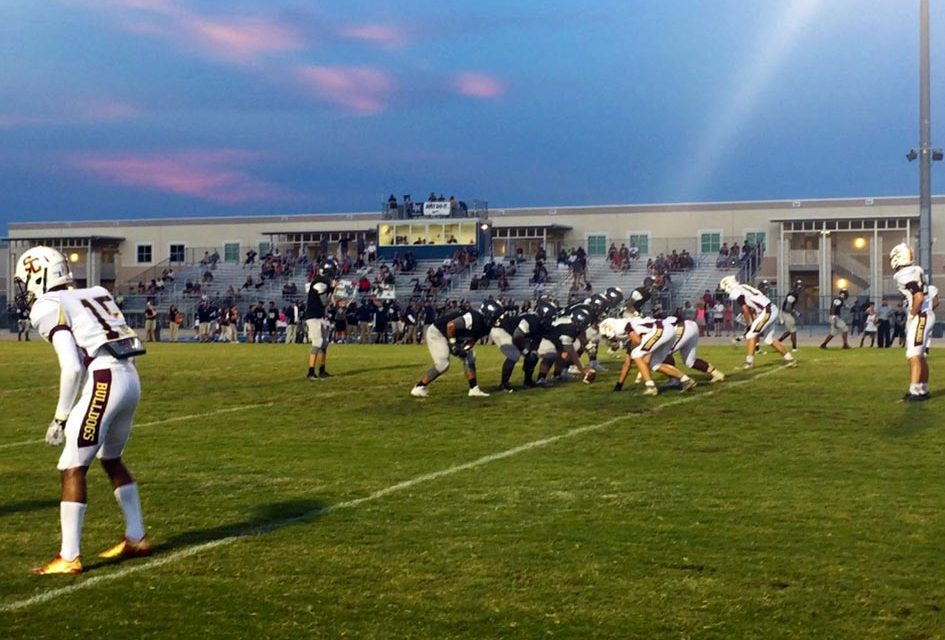 St. Cloud Bulldogs Monday Night Football Hopes Fall Short