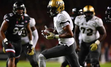 UCF Knights Ready for Launch Against East Carolina University Tonight at 7pm