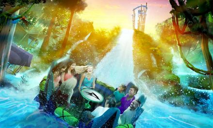 SeaWorld Orlando Reveals Plans for Its Exciting Water Coaster Infinity Falls!