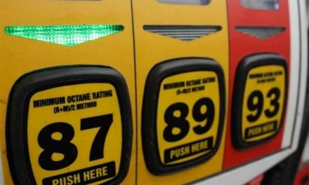 Gas prices 10 cents less than last year's Thanksgiving week, but could edge up