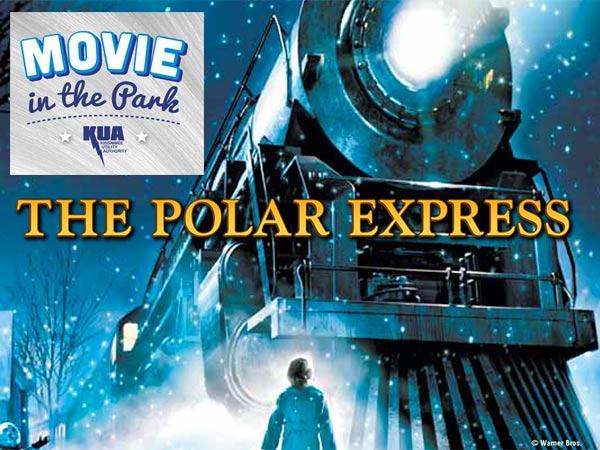 KUA Movie in the Park Polar Express