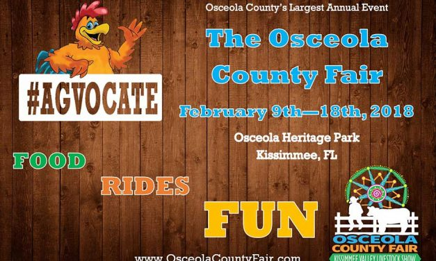 The Osceola County Fair February 9-18, 2018