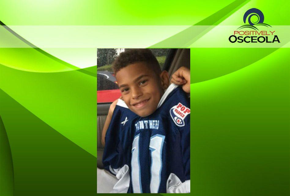 UPDATE- Missing 9-year-old Orlando Boy Found Safe!