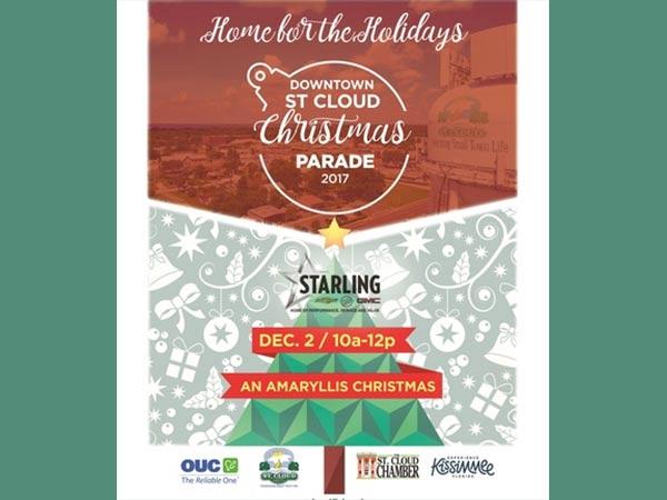 Dec. 2: St. Cloud Christmas Parade