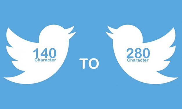 Twitter Increases Character Limit from 140 to 280 for Users