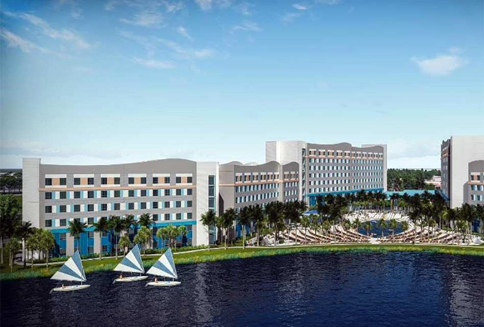 Universal Orlando to Build Two New Hotels Priced At Under $100 A Night