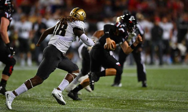 UCF Linebacker Shaquem Griffin Selected as 2017 Senior CLASS Award® Winner