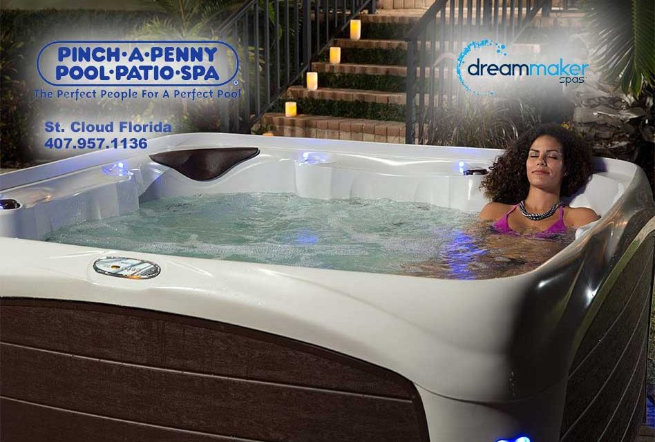 Pinch a Penny Pools and Dreammaker Spas Will Create a Getaway Only Steps From Your Home