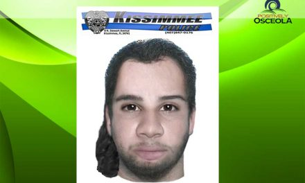 Kissimmee Detectives Release Composite Sketch of Sexual Battery Suspect